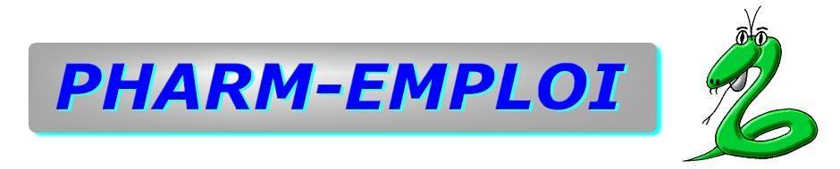 PHARM-EMPLOI